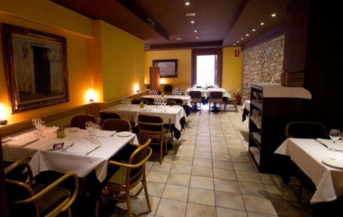 Restaurante Clotilda, en Sabadell