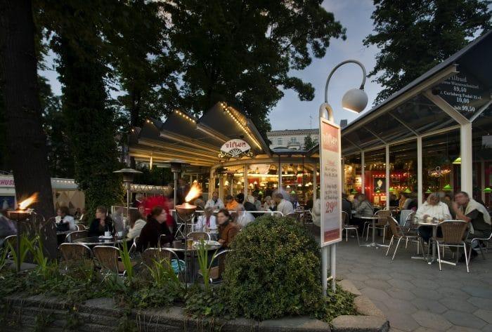 Restaurante Viften Jardines de Tivoli