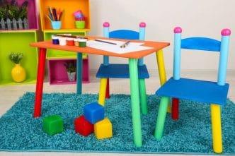 Montessori habitación infantil