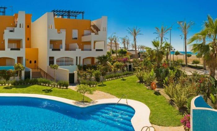 Apartamentos Paraíso Playa, en Almería