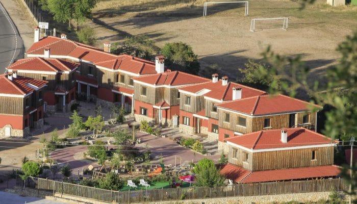 Apartamentos Turísticos El Hosquillo, en Las Majadas, Cuenca