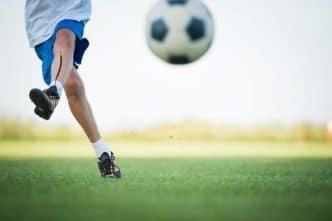 Beneficios fútbol niños