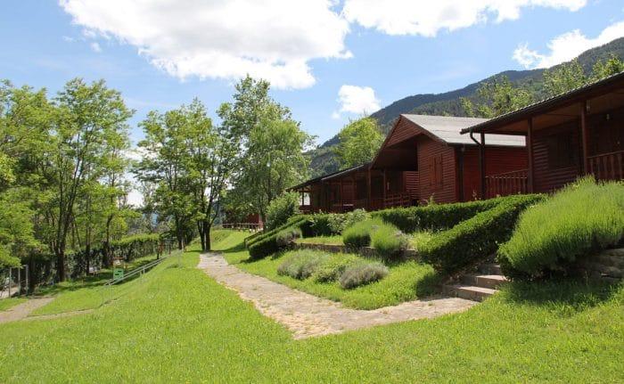 Bungalow Ordesa, en Torla-Ordesa, Huesca
