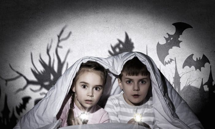 Cómo evitar pesadillas en niños