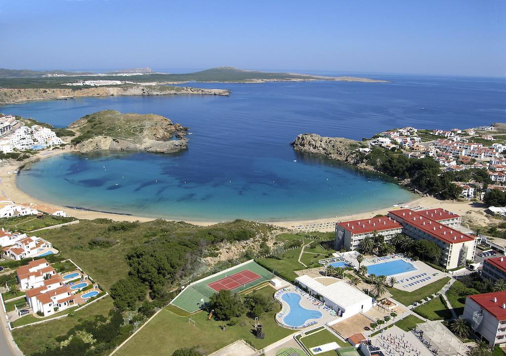 Club Hotel Aguamarina, en Arenal d'en Castell, Menorca