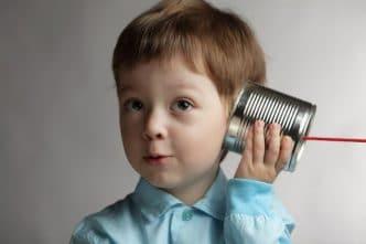 Desarrollo habla niños