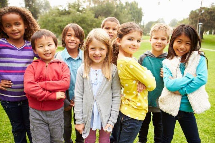 Educar niños fuertes emocionalmente