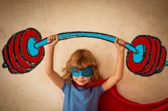 Educar a niños fuertes