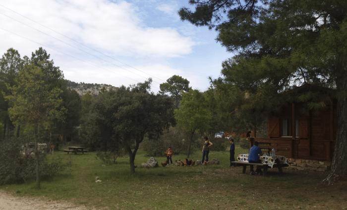El Llano de los Conejos, en Cañamares, Cuenca