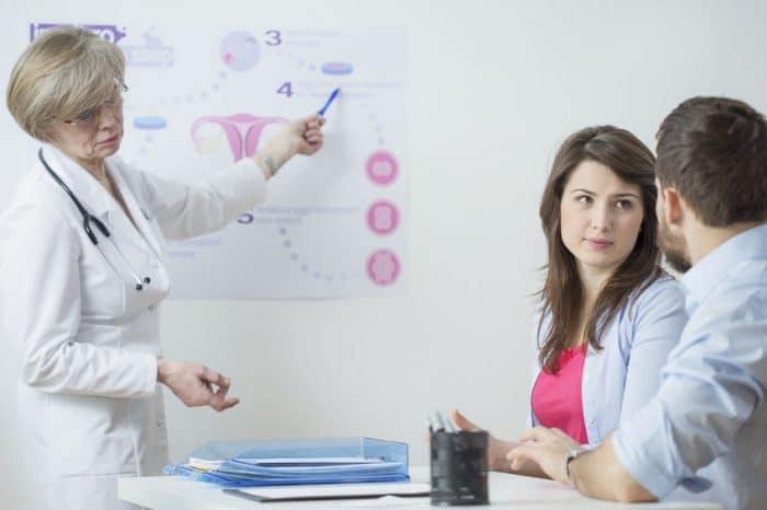 Fecundación in vitro paso a paso