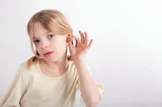 Hipoacusia infantil