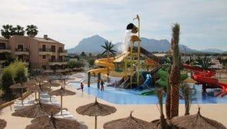 Hotel Benidorm niños