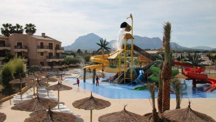 Hotel familiar Albir Garden Resort, en Benidorm