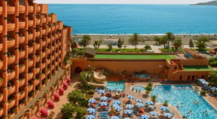 Hotel Almuñécar Playa Spa Hotel, en Granada