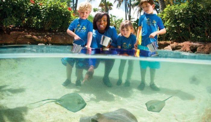 Hotel Atlantis Paradise Island Resort, en Bahamas