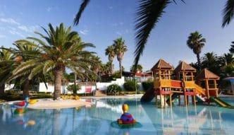 Hoteles Menorca niños