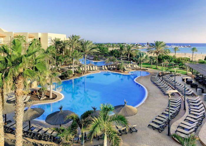 Hotel todo incluido Barceló Fuerteventura Thalasso Spa, en Caleta de Fuste, Fuerteventura