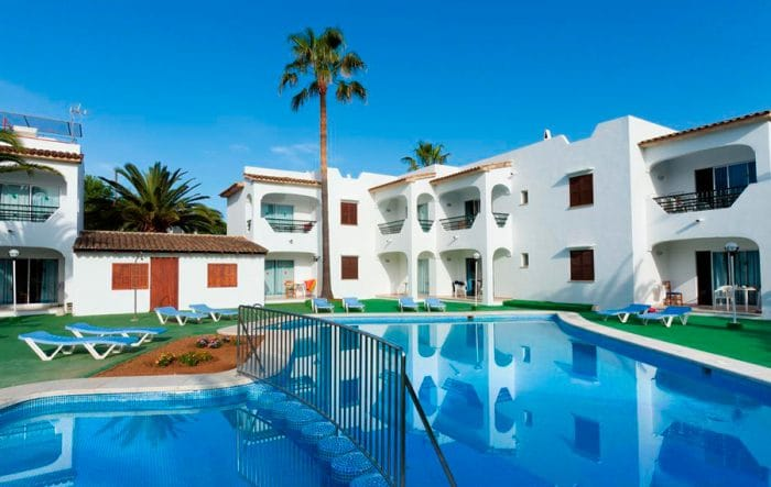 Hotel para niños Blue Sea Gran Playa, en Sa Coma, Mallorca