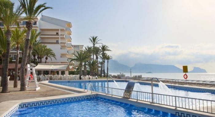 Hotel Cap Negret, en Alicante