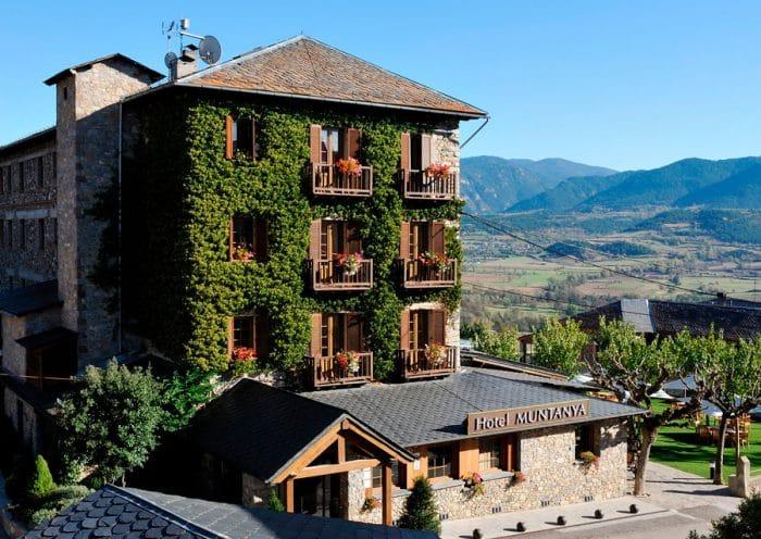 Hotel rural Cerdanya EcoResort & Spa, en Prulláns, Lleida