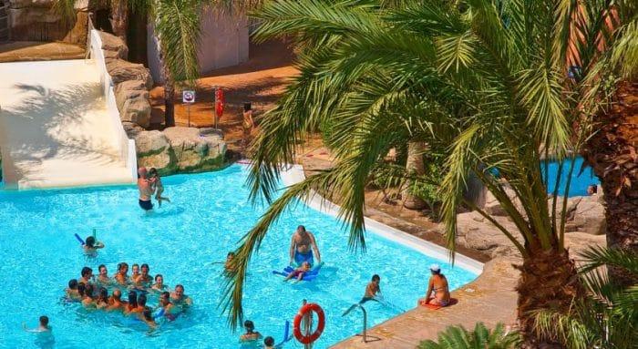 Hotel Diverhotel Nautilus Roquetas, en Almería