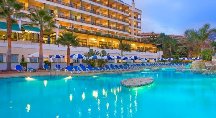 Hotel Diverhotel Tenerife, en Tenerife