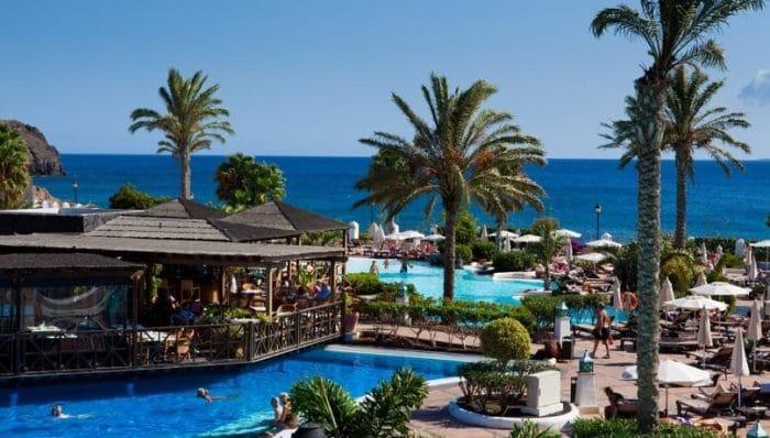 Hotel Gran Castillo, en Lanzarote