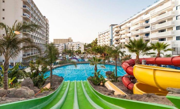 Hotel para niños Globales Los Patos Park, en Benalmádena, Málaga