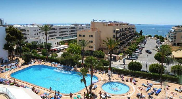 Hotel Mare Nostrum Resort, en Ibiza