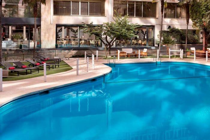 Hotel Meliá Castilla, en Madrid