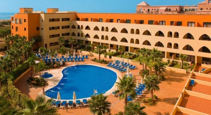 Playa Marina Spa Hotel, en Huelva