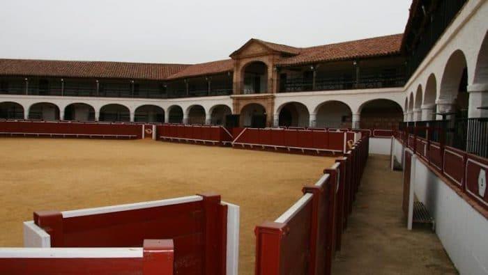 Hotel Plaza de Toros de Almadén, en Ciudad Real