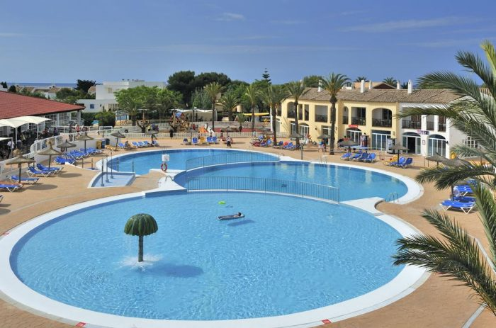 Hotel Sol Falcó All Inclusive, en Menorca