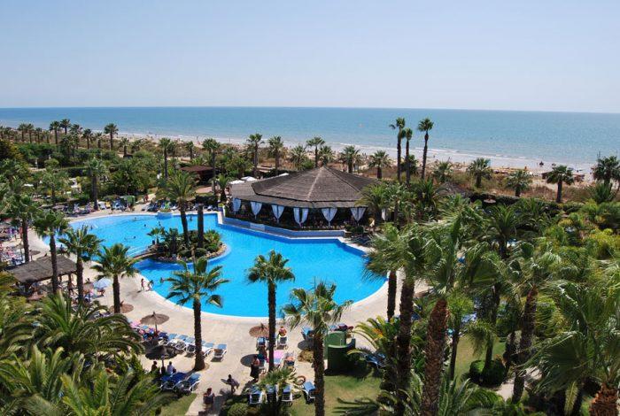 Hotel para niños TUI Family Life Islantilla, en Isla Cristina, Huelva