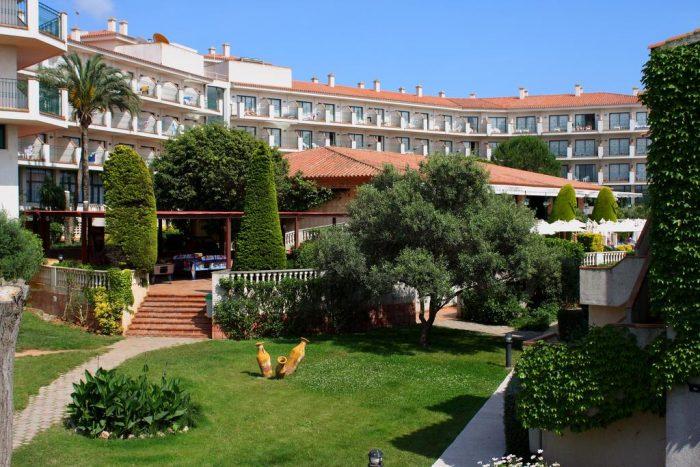 Hotel todo incluido Valentin Son Bou, en Menorca