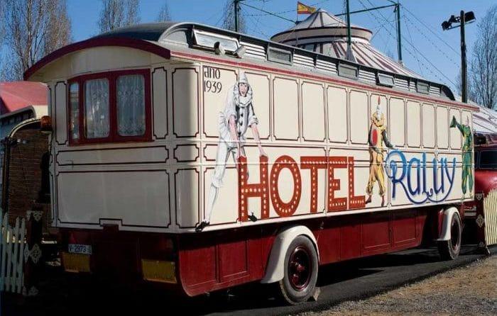 Hotel del Circo Raluy
