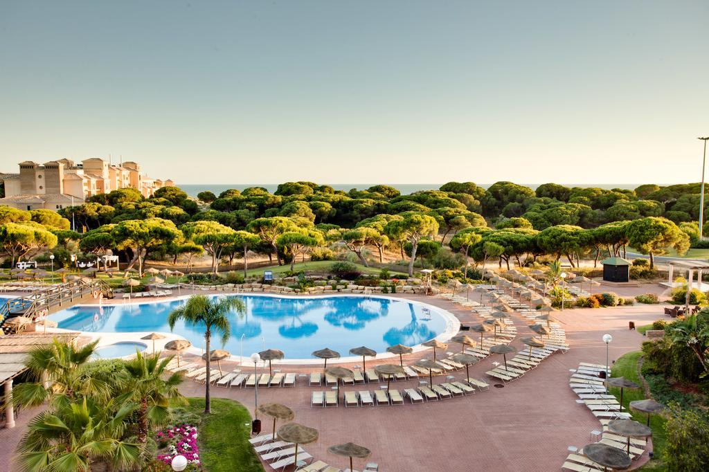 Hotel todo incluido Barceló Punta Umbría Beach Resort, en Punta Umbría, Huelva