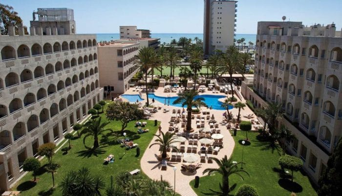 Hotel ClubHotel Riu Costa del Sol, en Torremolinos, Málaga