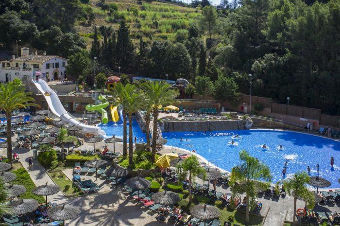 Hotel todo incluido Rosamar Garden Resort, en Lloret de Mar, Girona