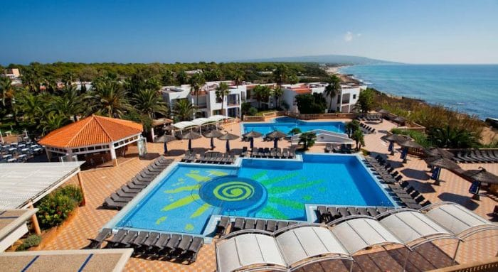 Insotel Hotel Formentera Playa, en Formentera