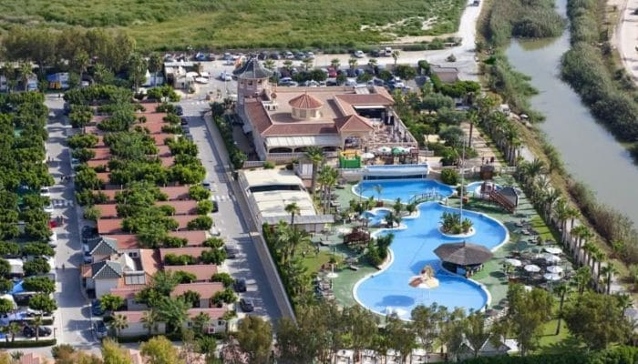 Camping Alannia Guardamar Resort, en Guardamar del Segura, Alicante