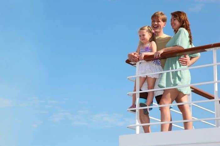 Organizar un viaje familiar en cruceropor el Mediterráneo