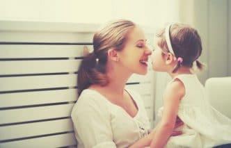Para que tus hijos sean felices, no debes ser perfecta