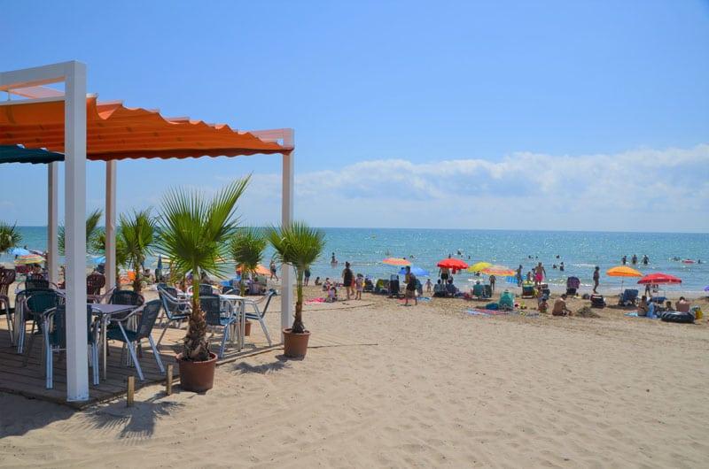 Playa Bravoplaya Camping Resort, en Castellón