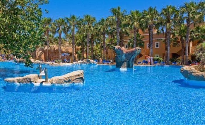 Playacapricho Hotel, en Almería