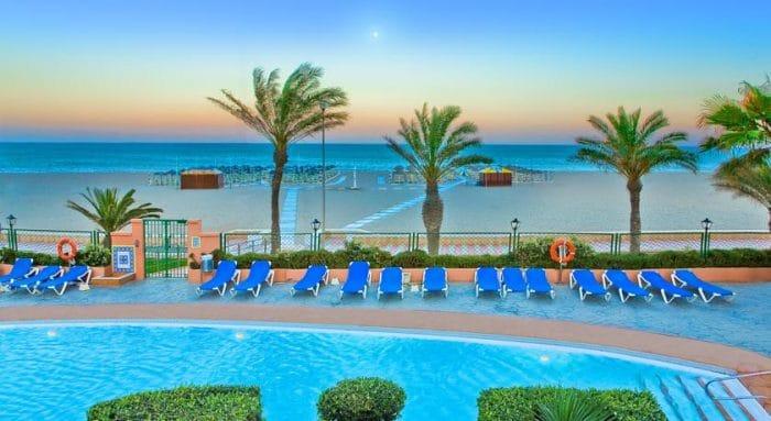 Playaluna Hotel, en Almería