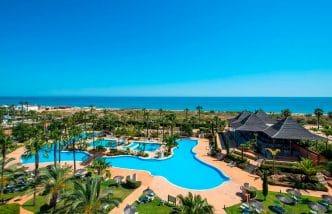 Hotel para niños Puerto Antilla Grand Hotel, Huelva