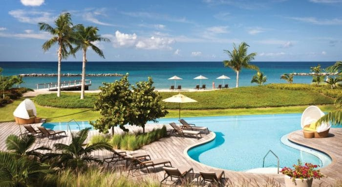Resort Four Seasons Resort Nevis West Indies, en San Cristóbal y Nieves