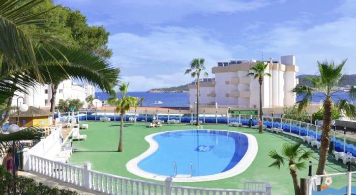 Hotel Playasol Riviera, en Ibiza