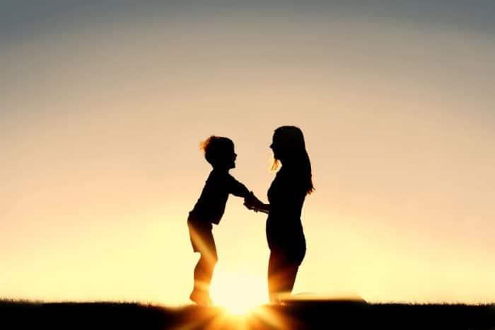 Ser madre no significa ser perfecta